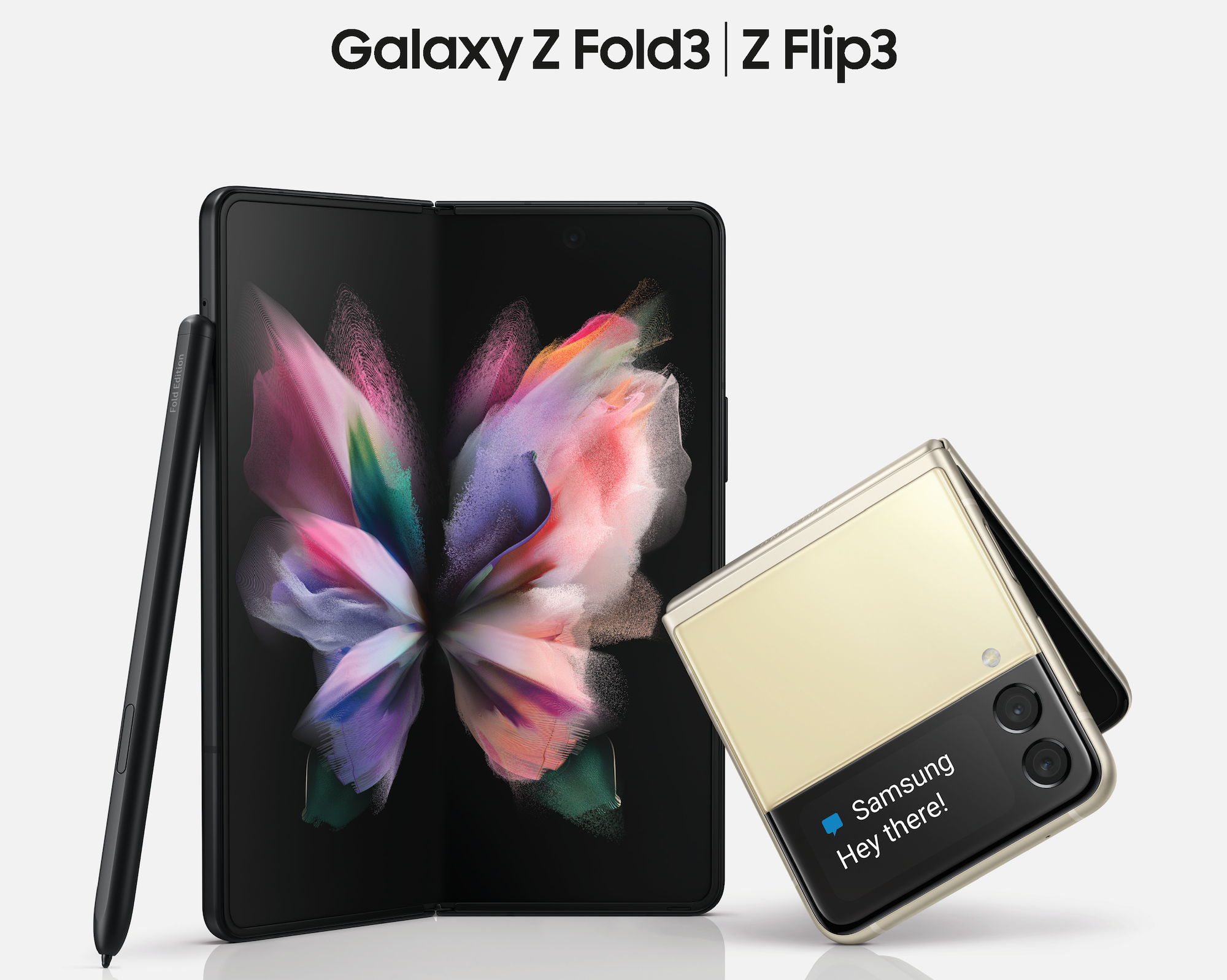 Flip or Fold? Introducing Samsung's newest smartphones
