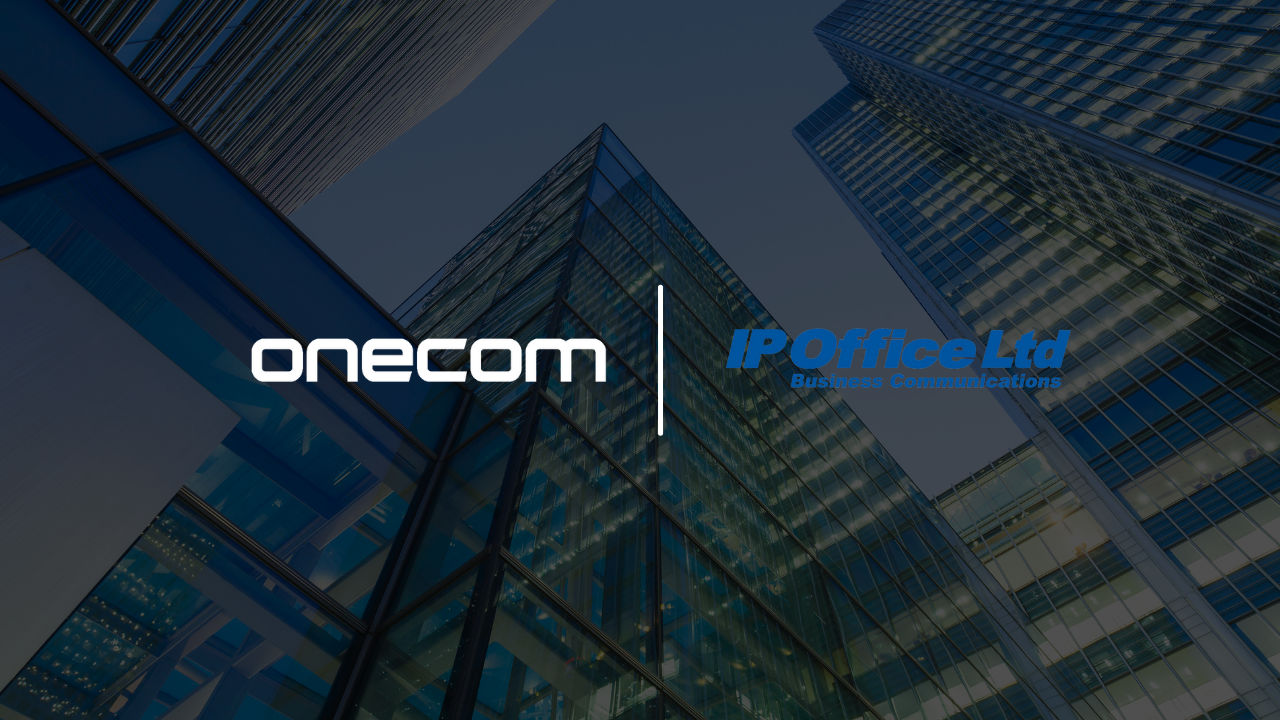 LDC-backed communications technology provider Onecom acquires Devon-based IP Office Ltd in third transaction this year