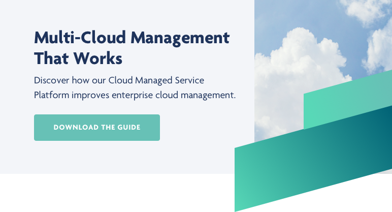 Multi-Cloud Management That Works