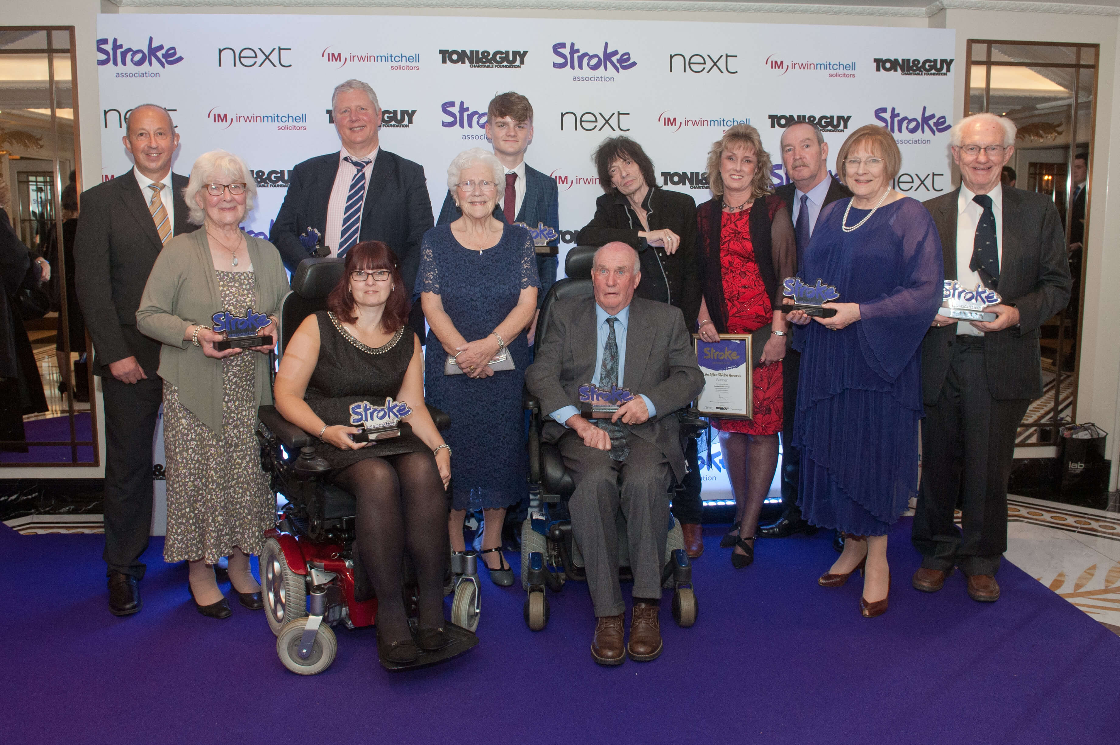 Onecom supports Life After Stroke Awards
