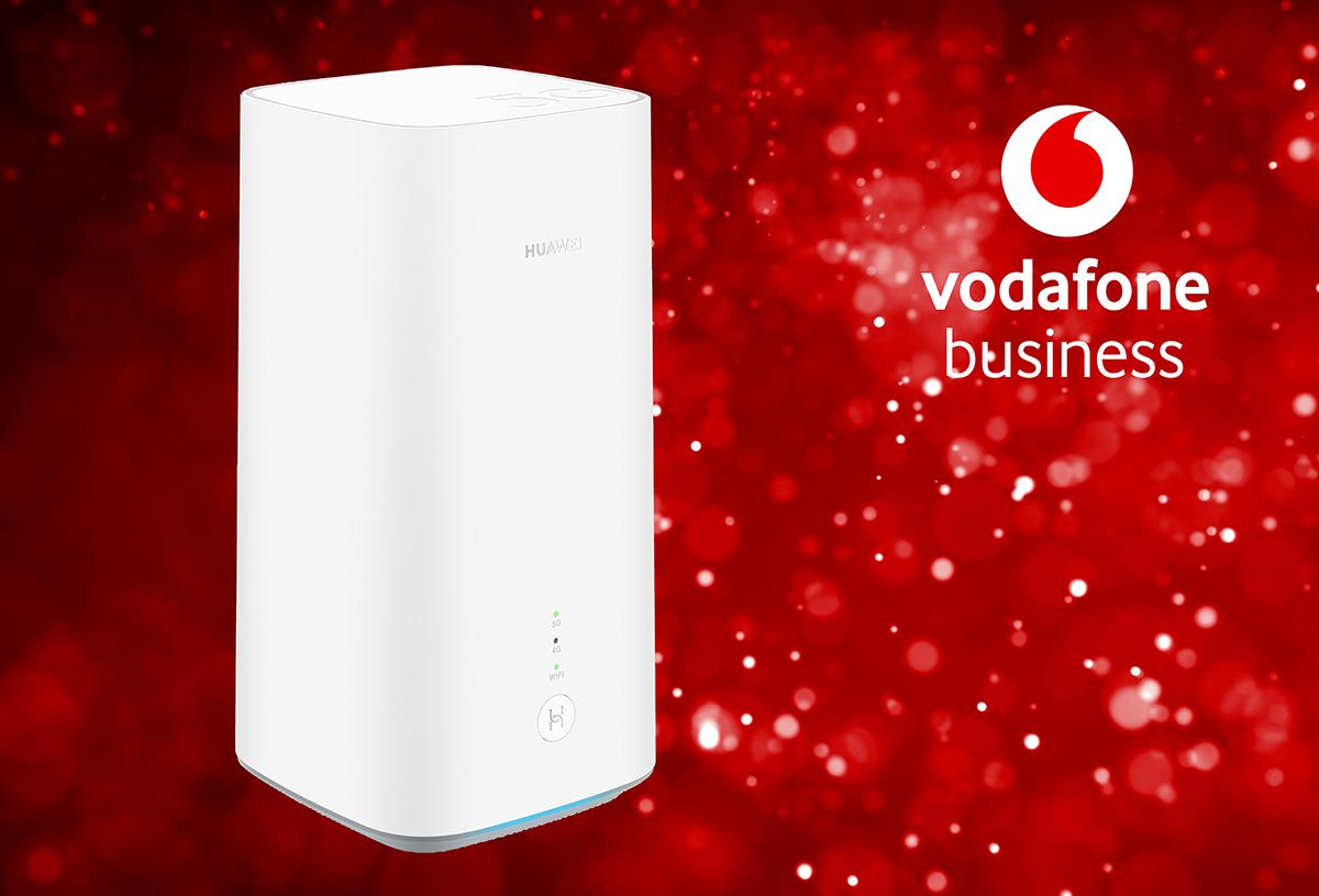 Vodafone 5G Gigacube review