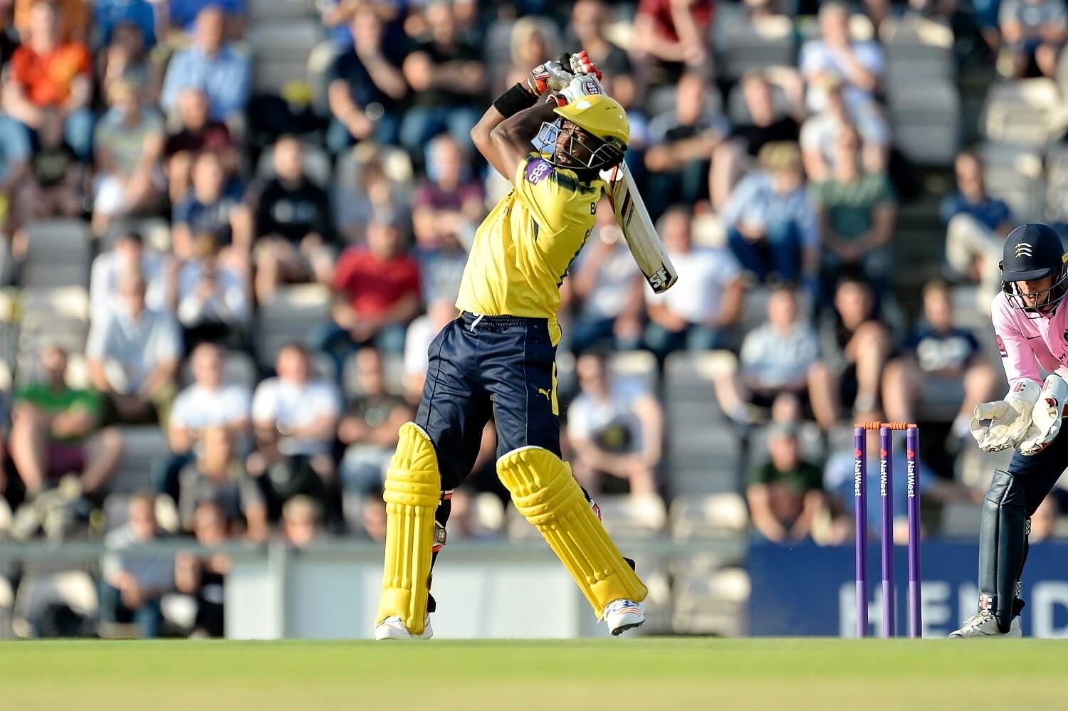 Onecom to sponsor Hampshire Cricket for NatWest T20 Blast Finals Day
