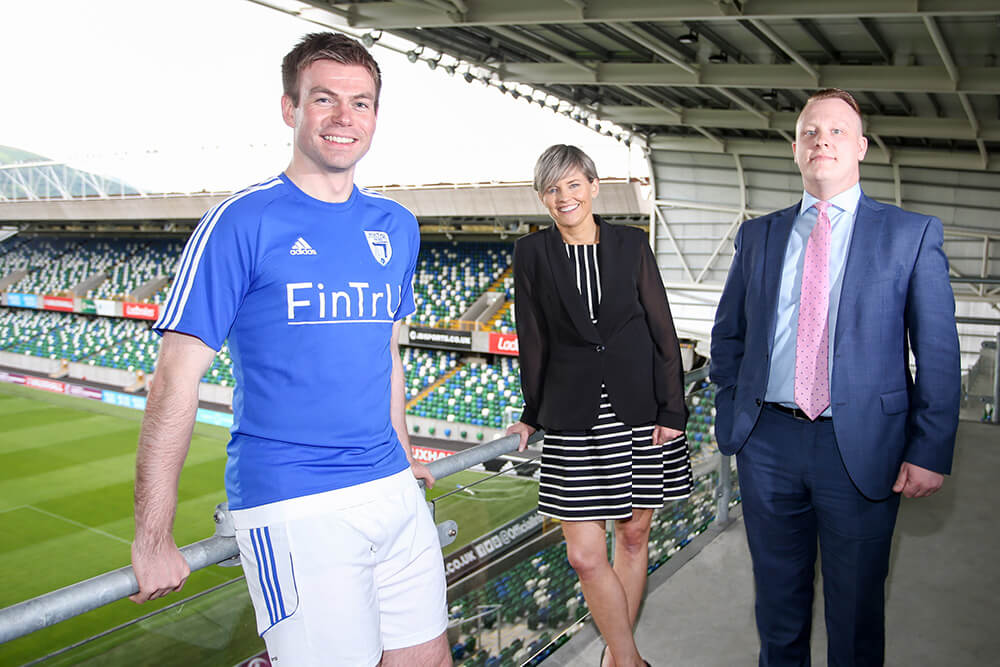 Onecom is on the ball at launch of Business League
