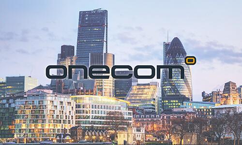 Onecom shortlisted for three prestigious industry awards