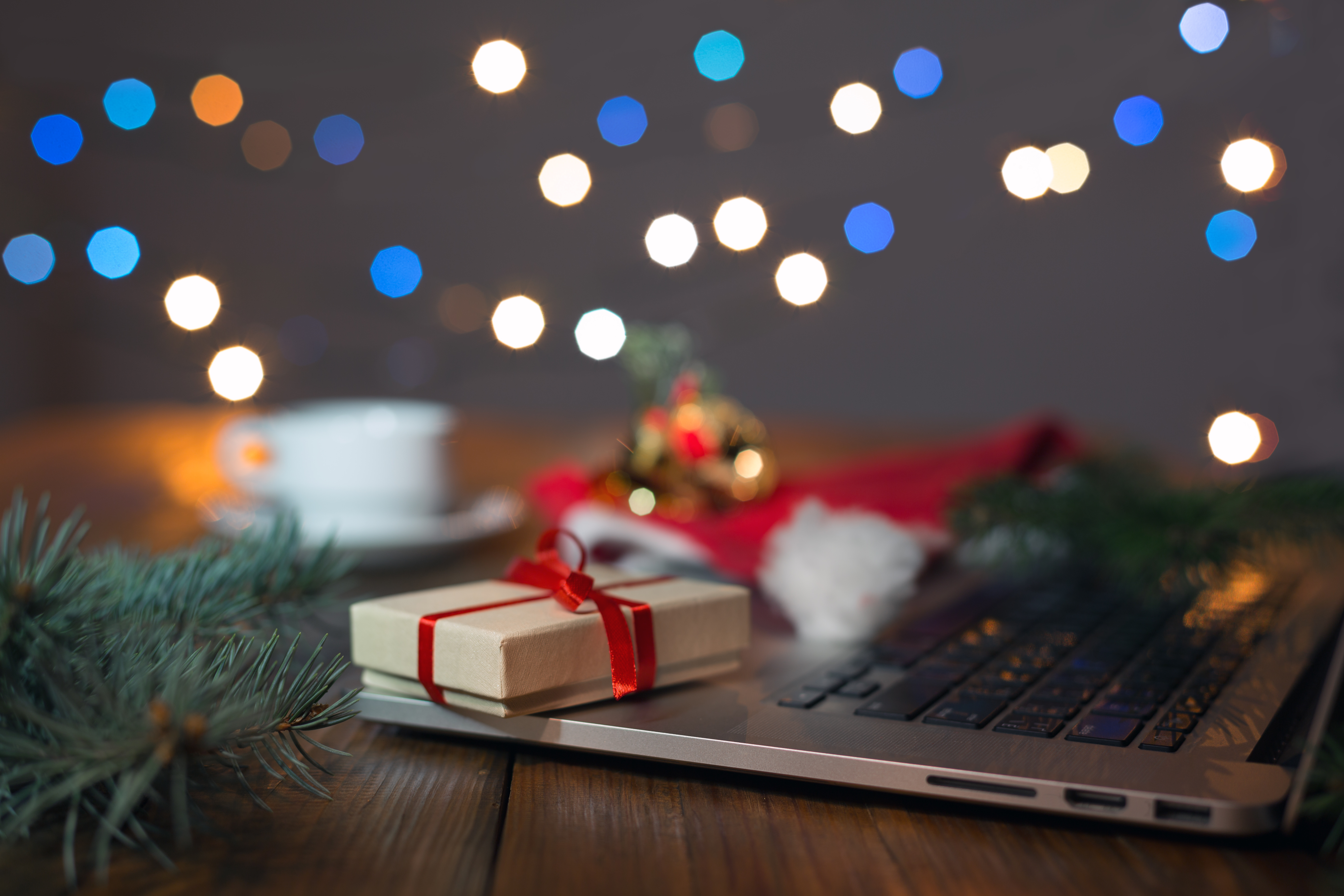 Could you take your Christmas party online and still have fun?