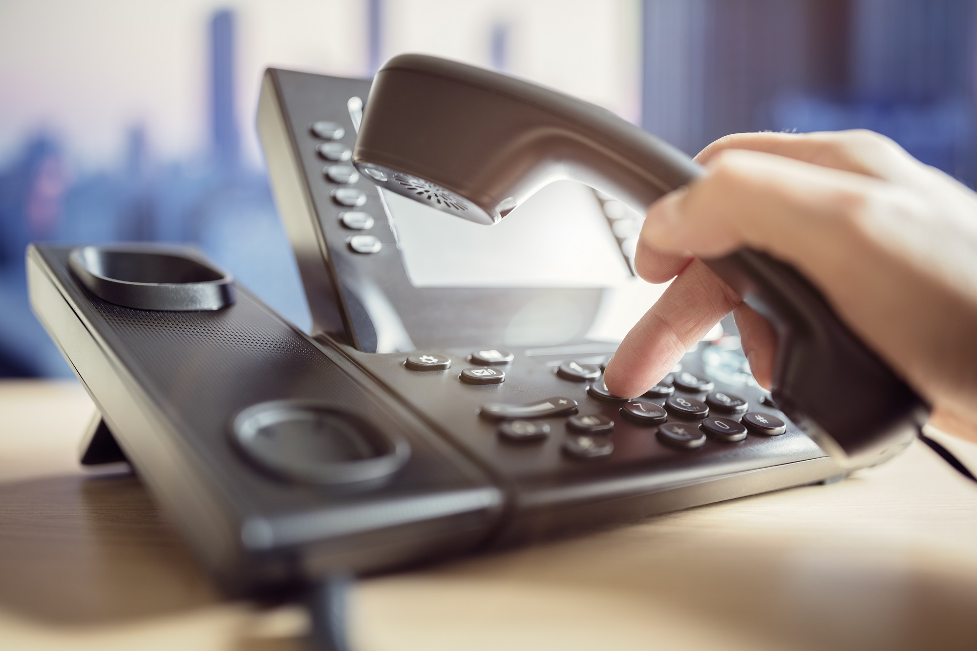 How to protect your business from Toll Fraud