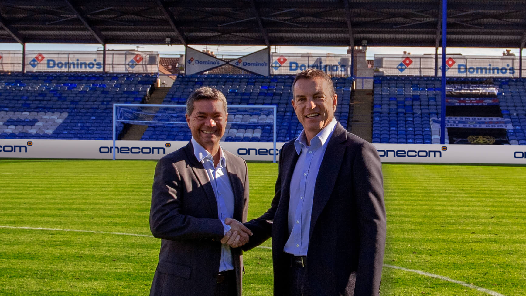 Onecom announced as Official Telecoms Partner of Portsmouth Football Club