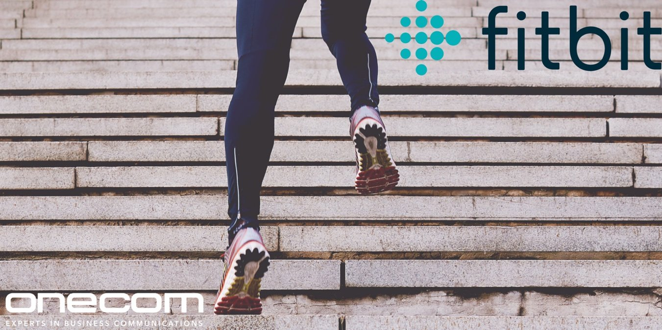 Onecom teams up with Fitbit in nationwide bid to get Britain's workers moving