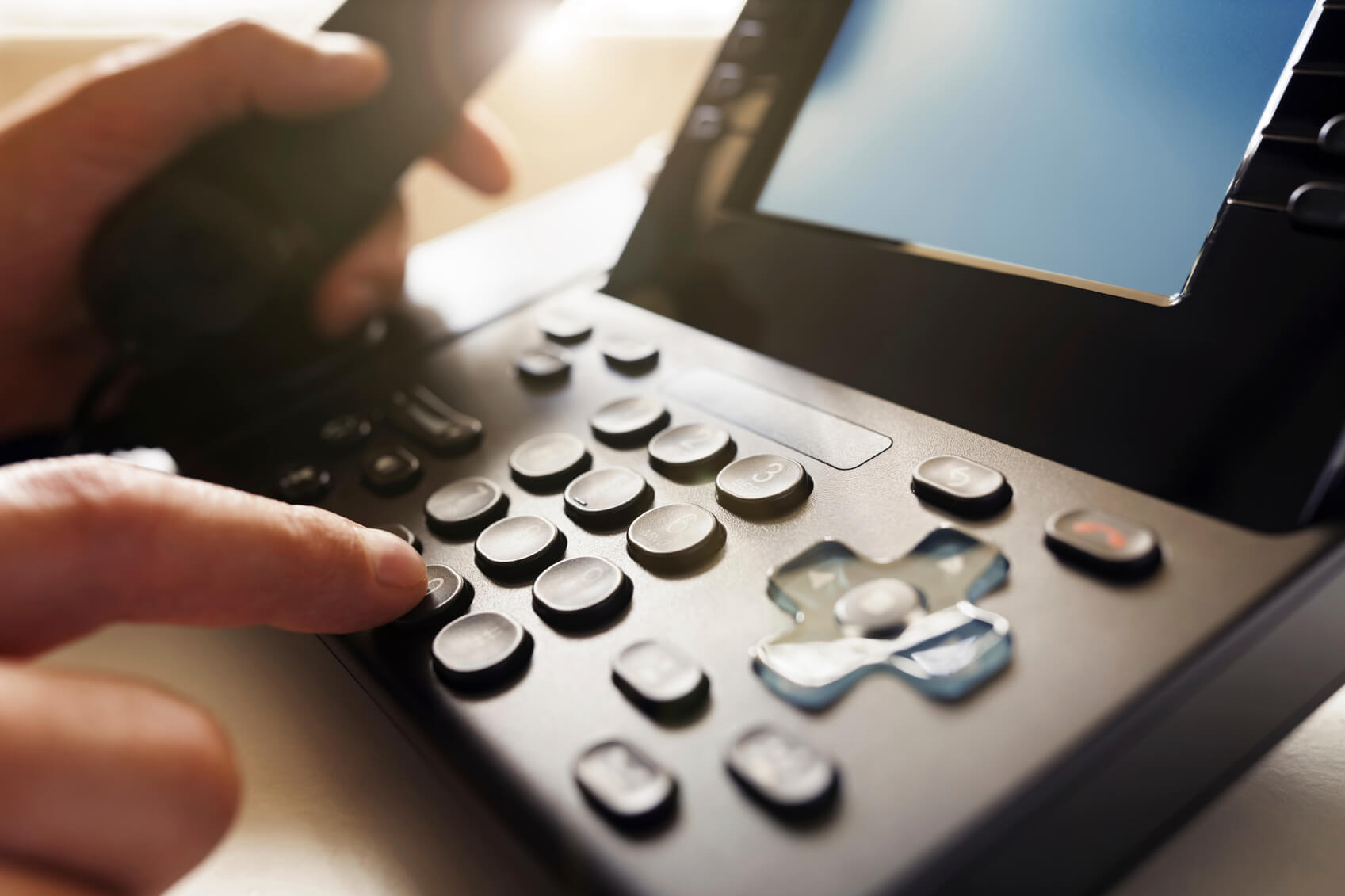 Hosted telephony: Enabling flexibility and powering great customer service