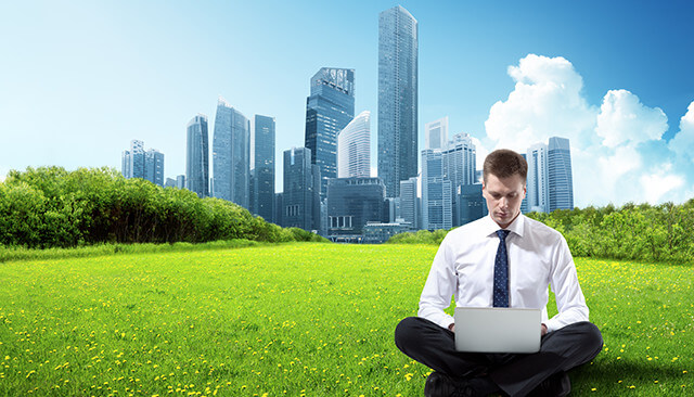 Future Business Innovations Firmly In The Clouds