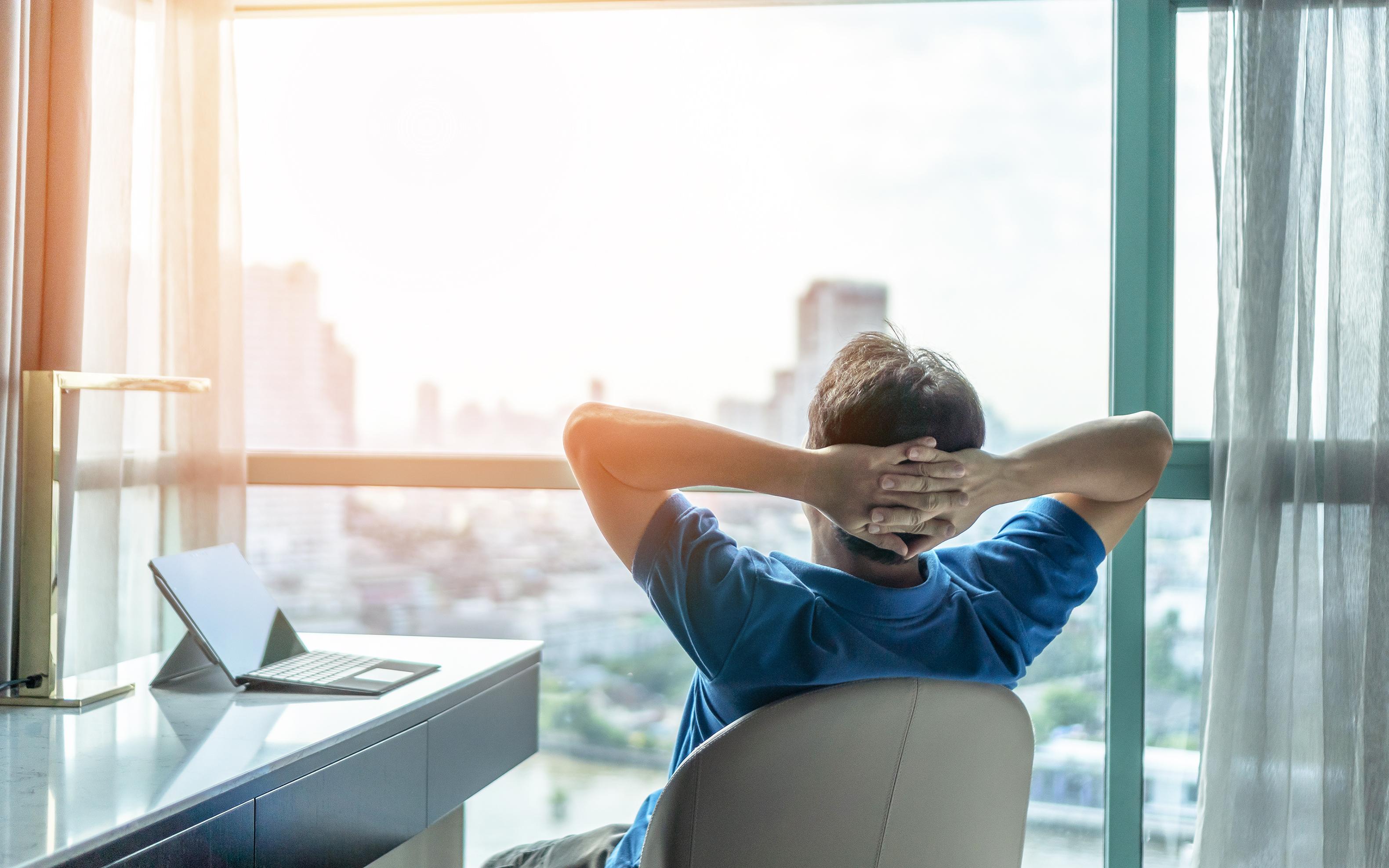 Five ways tech can help you achieve work-life balance