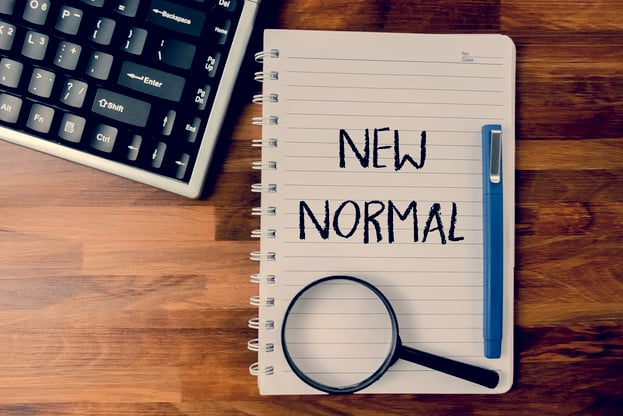 Planning for the 'new normal'