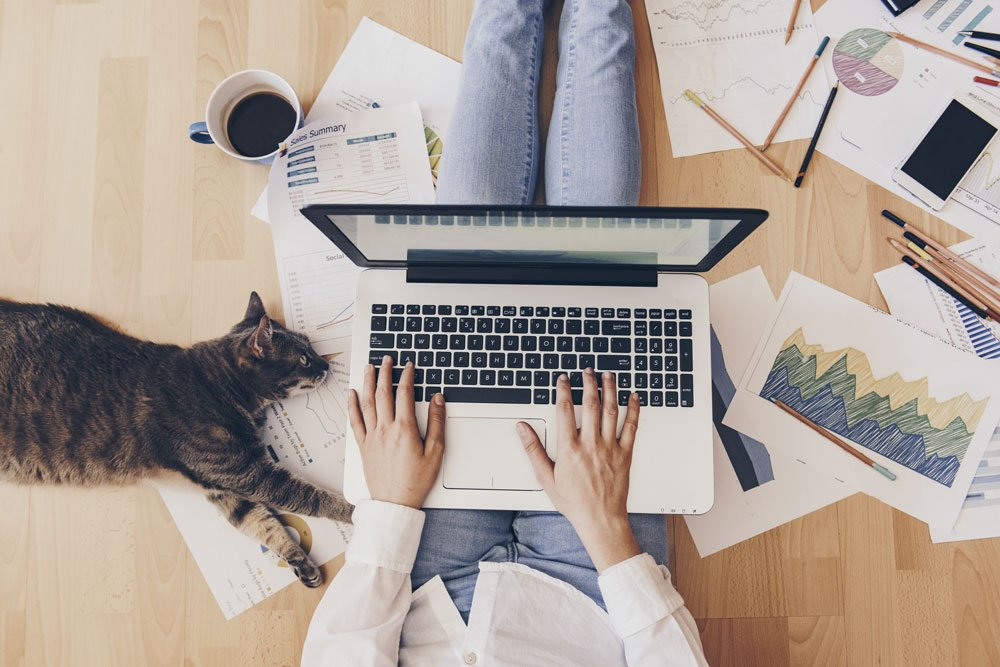 7 Tips for working from home effectively