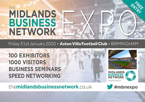 Midlands Business Network Expo 2020!
