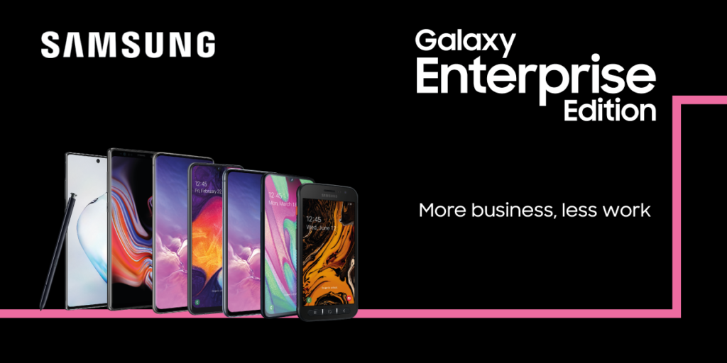 Samsung enterprise