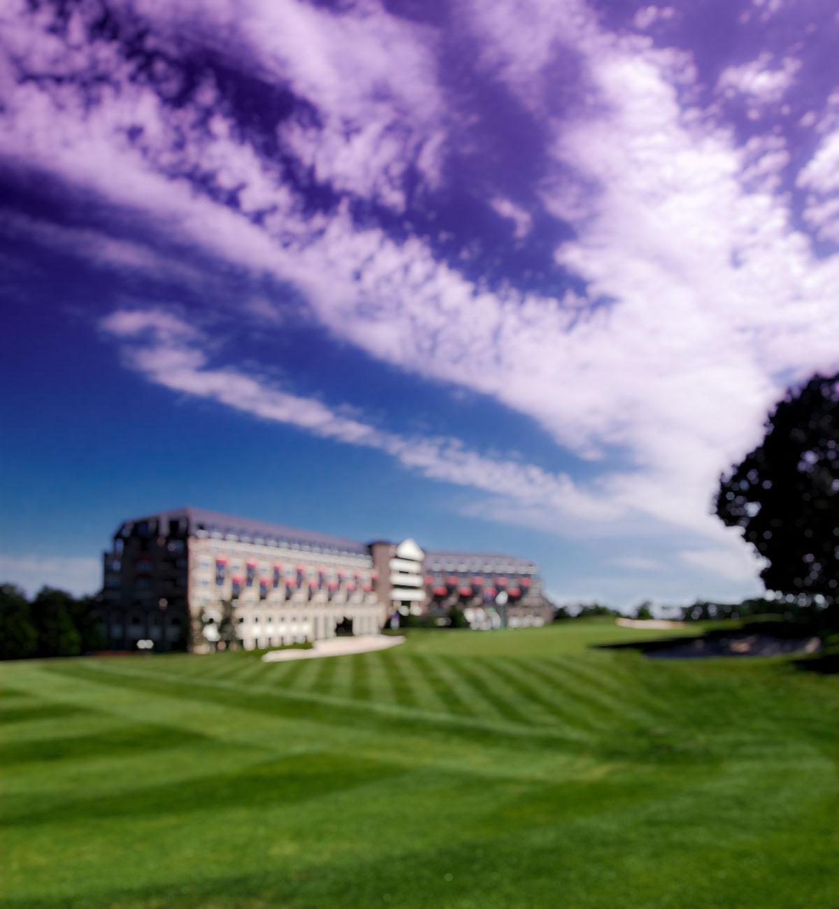 Celtic Manor Blur