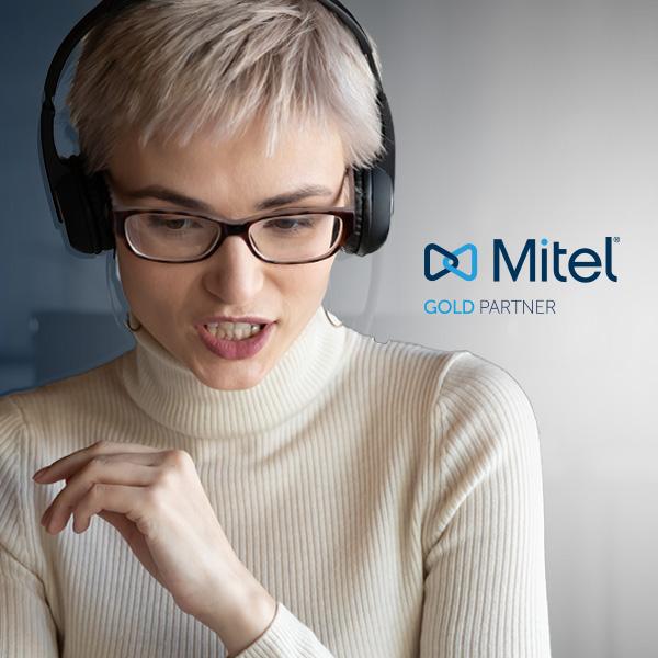 Mitel banner mobile