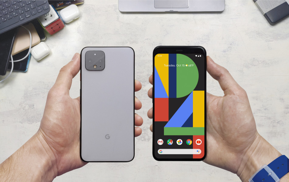 Pixel 4a with 4G