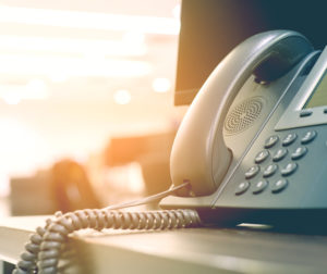 What do I need to do if I have an ISDN line?