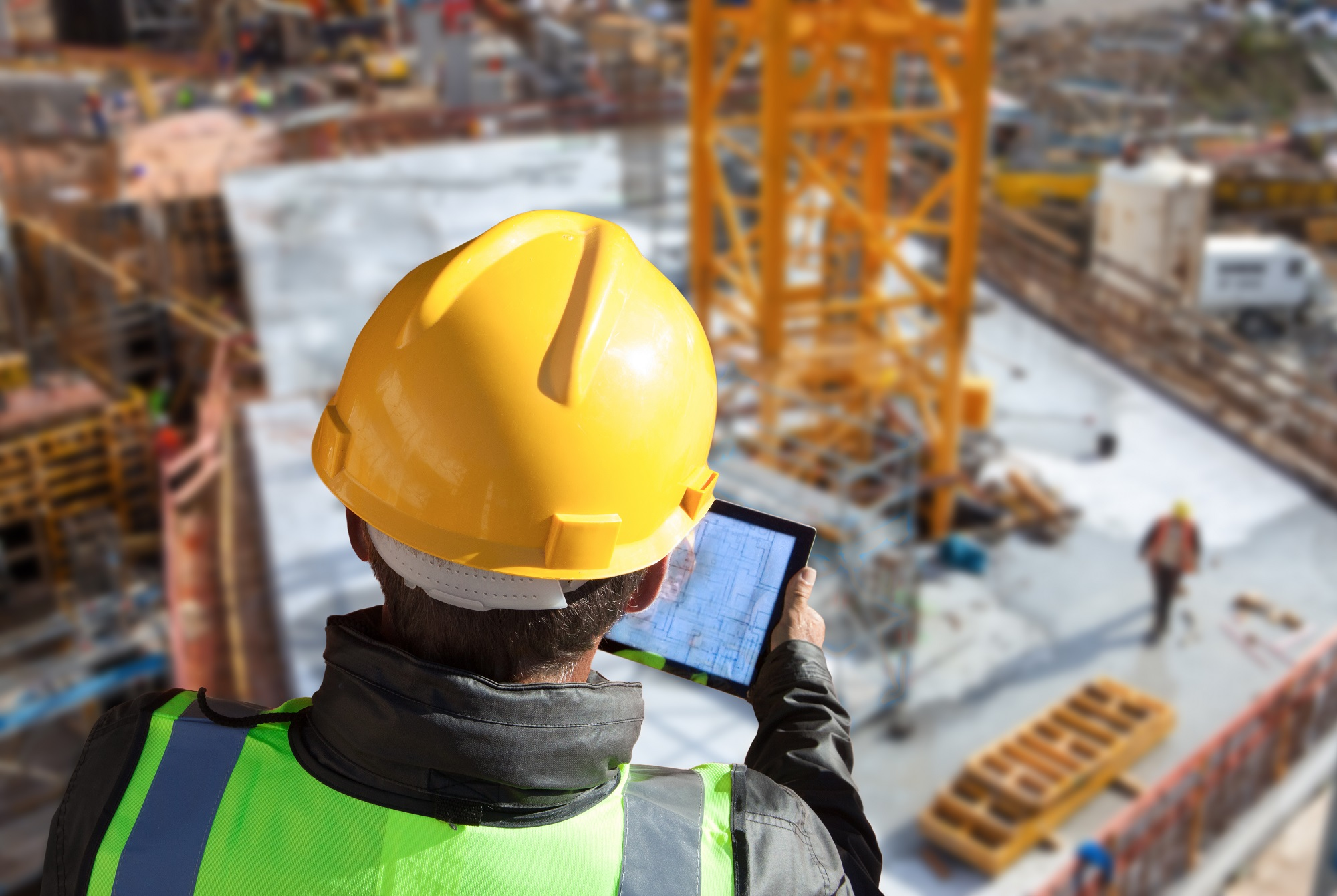 How Samsung technology is reshaping the construction industry