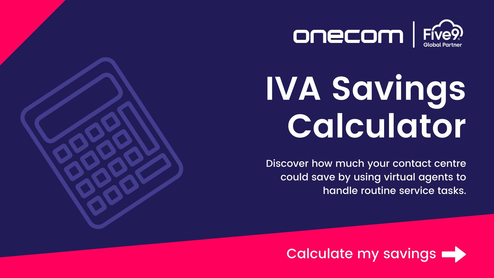 IVA ROI Calculator